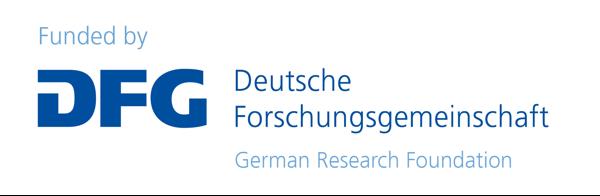 Funded by DFG - Deutsche Forschungsgemeinschaft (German Research Foundation)